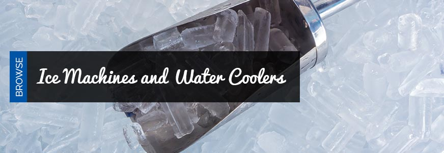Ice Machines & Water Coolers