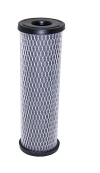 "Quality Water 10"" Carbon 5 Microns 2GPM Filter Cartridge"