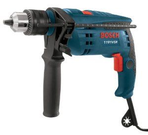 "Bosch Corded 7Amp 1/2"" Variable Speed Rotary Hammer Drill"