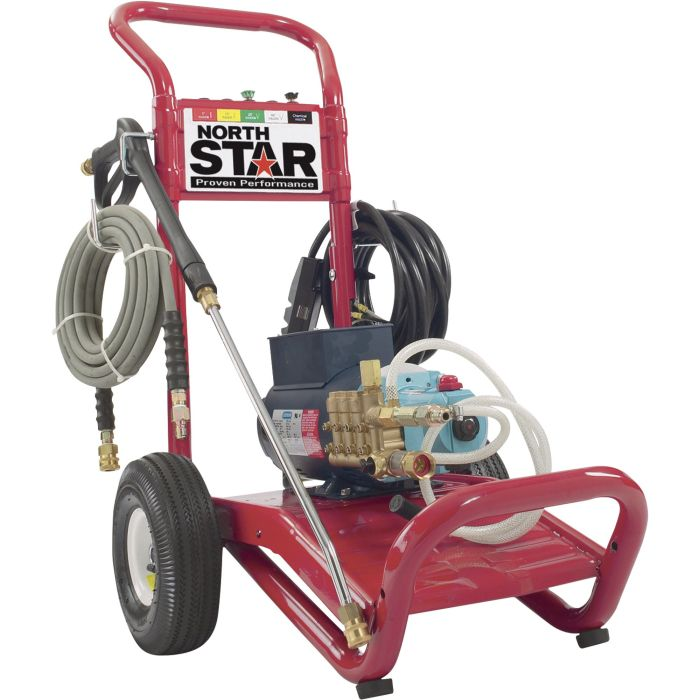 NORTHSTAR ELECTRIC PRESSURE WASHER 3000PSI, 2.5GPM