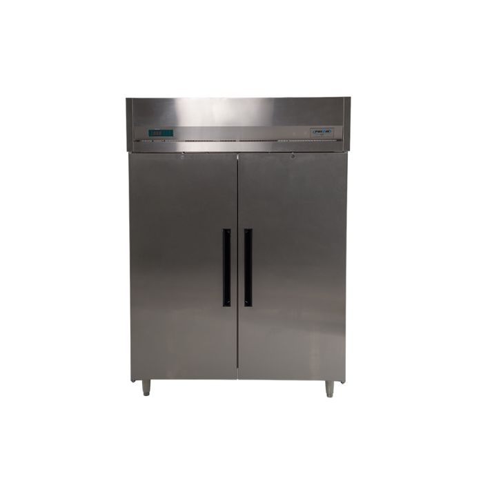 PRIZM Reach-In 2-Section Refrigerator S/S 1/2HP 220/50/1