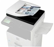 Canon duplexing automatic document feeder abi for IR2525/45