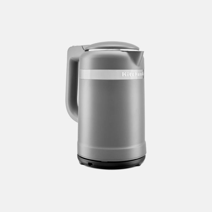 KitchenAid 1.5L Electric Kettle in Matte Charcoal Grey