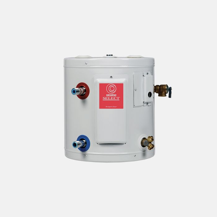 State 20G Side Plumbing Junior Water Heater 220/1