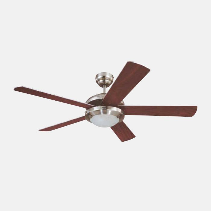 Westinghouse 52-Inch Brushed Nickle Fan 110V/50Hz
